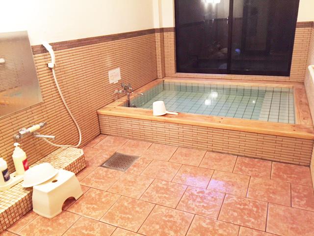 城南温泉 家族風呂